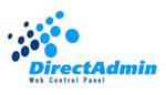 DirectAdmin control panel logo