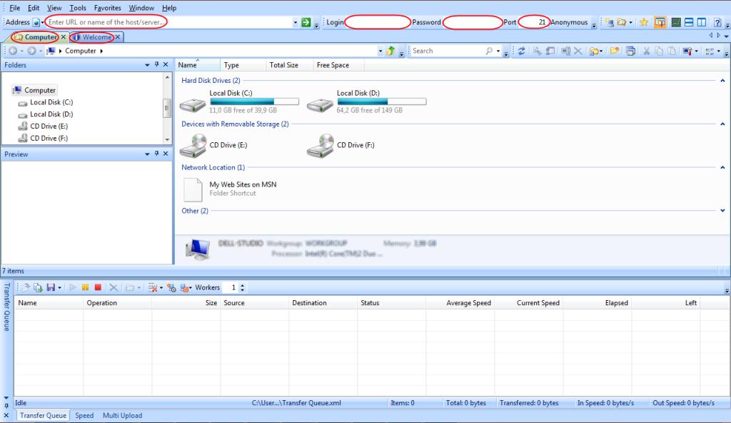 FileZilla Server - Free download and software reviews