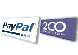 Paypal and 2CO