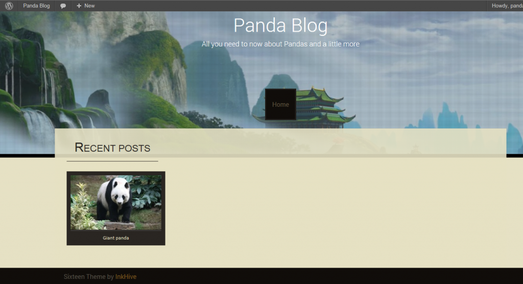 Blog is ready